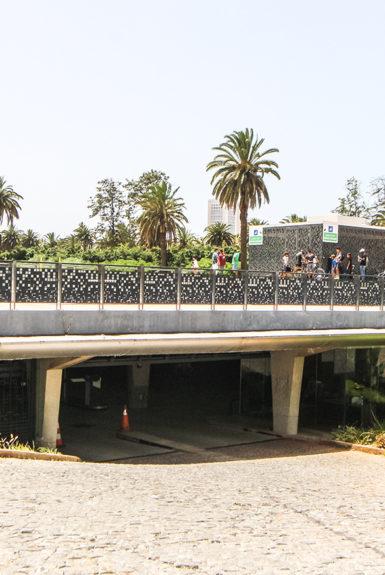 Golhen Associés - Casablanca - Parking Rachidi - P1