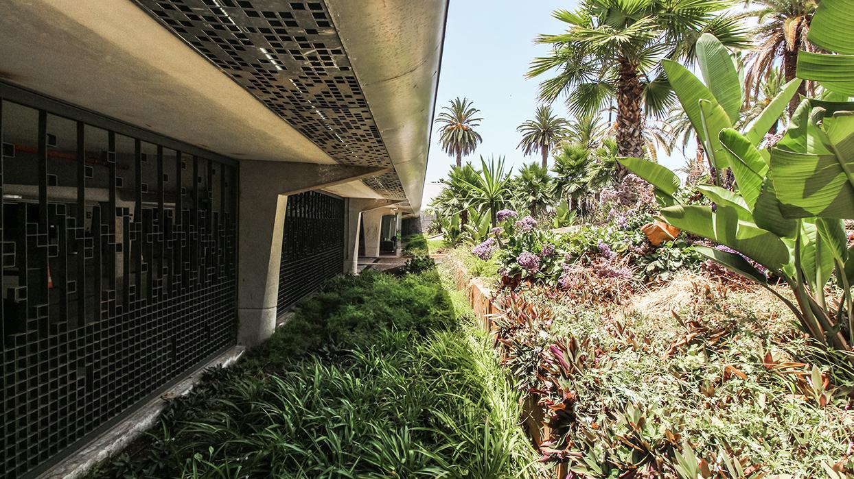 Golhen Associés - Casablanca - Parking Rachidi - P2