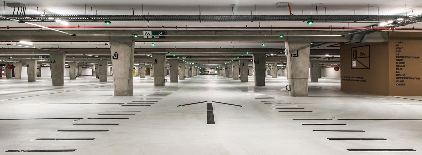 Golhen Associés - Casablanca - Parking Rachidi - P5