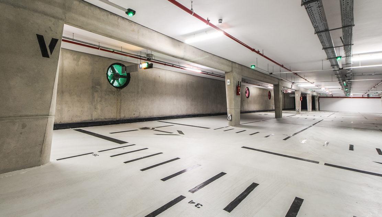 Golhen Associés - Casablanca - Parking Rachidi - P6