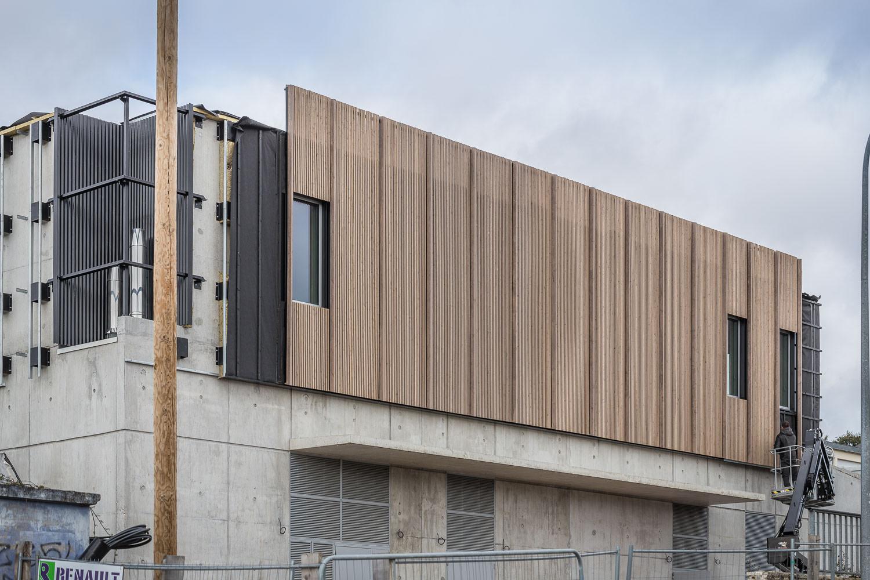 Golhen Associés - Lycée Henri Avril - Lamballe - P1 - Dimitri LAMOUR