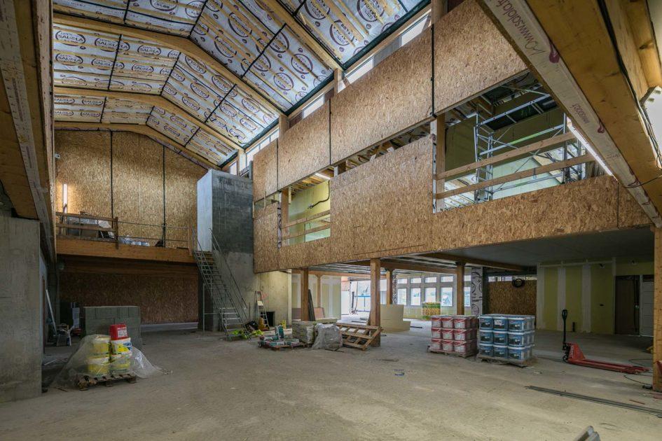 Golhen Associés - Lycée Henri Avril - Lamballe - P2 - Dimitri LAMOUR