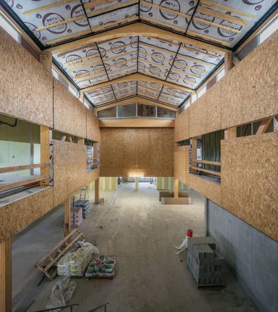 Golhen Associés - Lycée Henri Avril - Lamballe - P3 - Dimitri LAMOUR