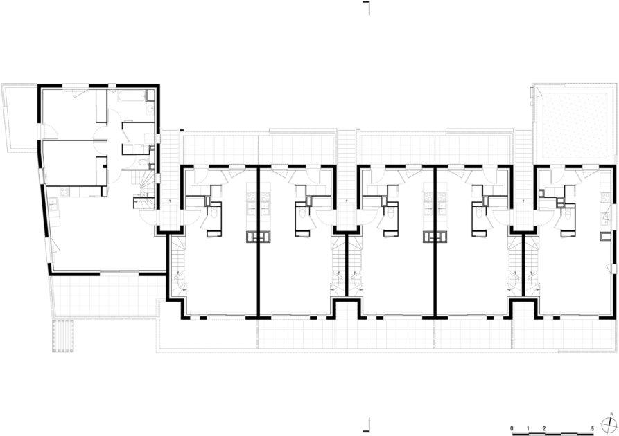 Golhen Associés - La Bergerie - Bâtiment C - Plan