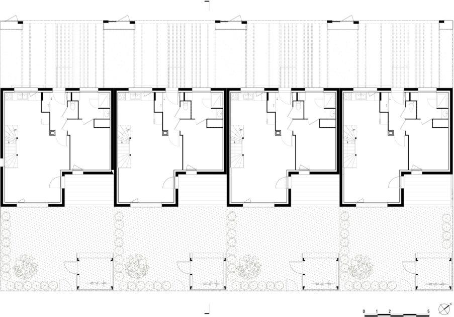 Golhen Associés - La Bergerie - Bâtiment D - Plan