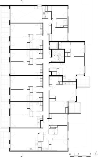 Golhen Associés - Via Silva - Phase 2 - Collectif B - Plan