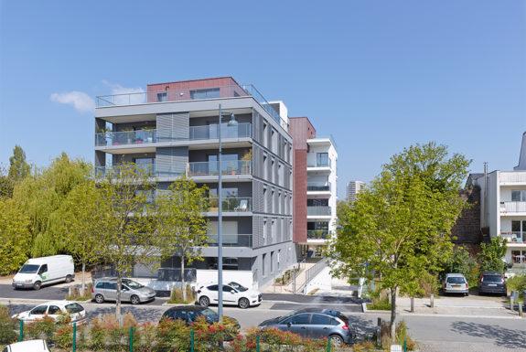 Golhen Associés - Les Mariniers - Quai d'Auchel - Rennes - P5 - S.Chalmeau
