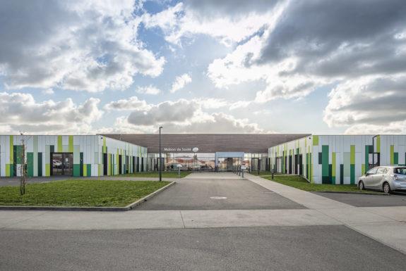 Golhen Associés - Maison Santé - Vihiers - P3 - Dimitri LAMOUR