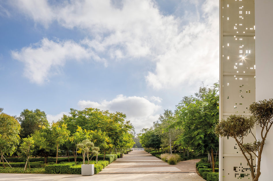 Golhen Associés - Ecole Centrale - Casablanca - P3 - Alessio Mei