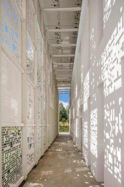 Golhen Associés - Ecole Centrale - Casablanca - P5 - Alessio Mei