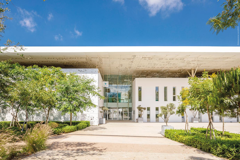 Golhen Associés - Ecole Centrale - Casablanca - P6 - Alessio Mei